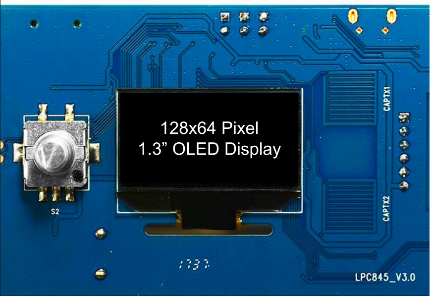 SPI OLED Display