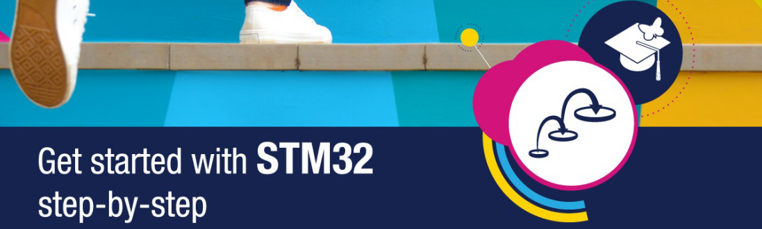 STM32 step-by-step learning program